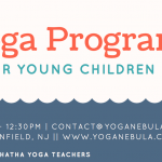 Children's Yoga Program