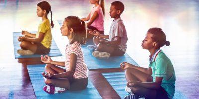 Yoga & Meditation For Children