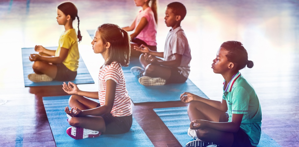 Yoga & Meditation For Children