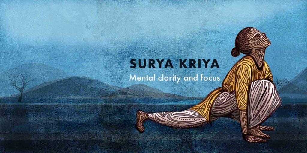 Surya Kriya - NYC | Yoga Nebula